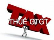 tổng hợp văn bản thuế gtgt
